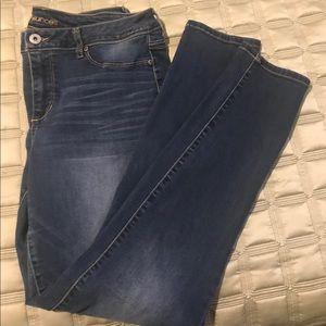 Maurices jean jeggings XL